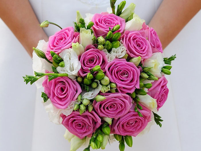 bridal flowers Lebanon