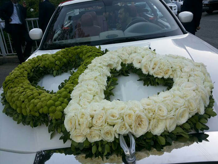 cars flowers Lebanon