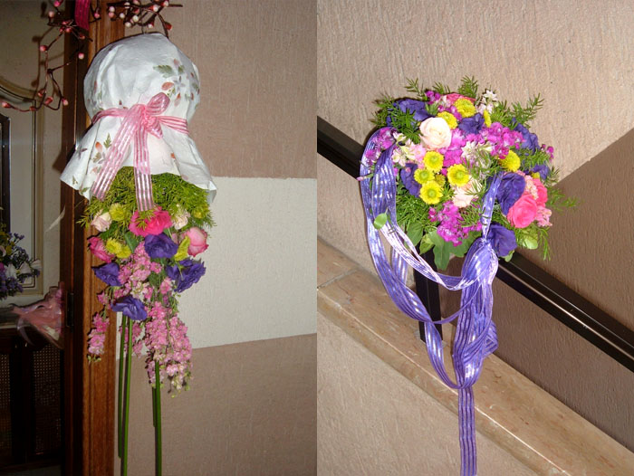 weddings Home flowers