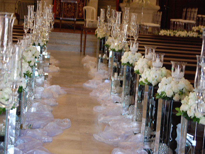 Church Weddings Floral Designs Bekaa Lebanon By Sawaya Flowers