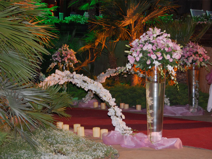Wedding Flower Decoration Lebanon : Restaurant flower designs bekaa lebanon by sawaya flowers